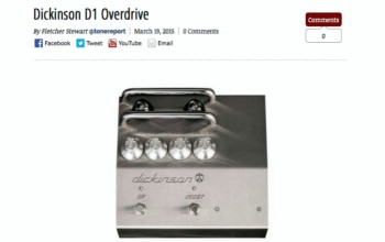 Dickinson D1 Tone Report review Thumb