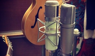 Instagram mic photo